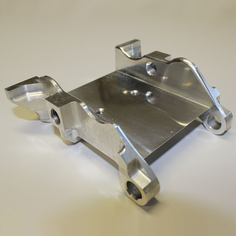 Parts in aluminum